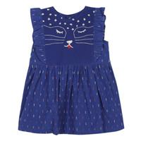 Ruhák Lány Rövid ruhák Catimini CHARLES Kék