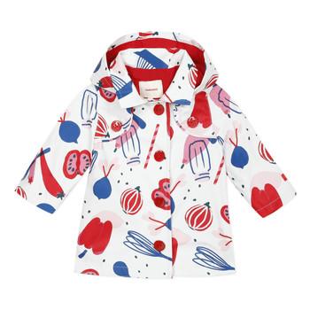 Ruhák Lány Parka kabátok Catimini THEOLIO Fehér