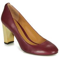 Cipők Női Félcipők Lauren Ralph Lauren 802688958-004 Bordó