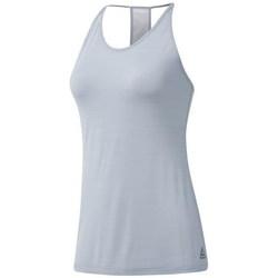 Ruhák Női Trikók / Ujjatlan pólók Reebok Sport Wor AC Tank Fehér