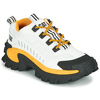 Cipők Rövid szárú edzőcipők Caterpillar INTRUDER Fehér
