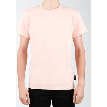 Ruhák Férfi Rövid ujjú pólók DC Shoes T-shirt DC SEDYKT03376-MDJ0 pomarańczowy