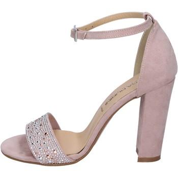 Cipők Női Szandálok / Saruk Olga Rubini Szandál BP357 Rózsa