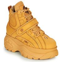 Cipők Női Magas szárú edzőcipők Buffalo 1534043 Konyak