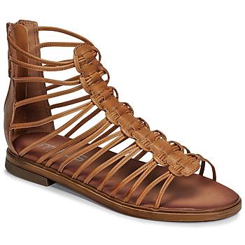Cipők Női Szandálok / Saruk Mjus GRAM Teve