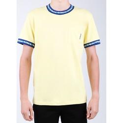 Ruhák Férfi Rövid ujjú pólók DC Shoes T-shirt DC SEDYKT03372-YZL0 żółty