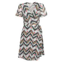 Ruhák Női Rövid ruhák Les Petites Bombes V7205 Sokszínű
