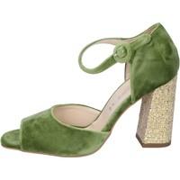 Cipők Női Szandálok / Saruk Olga Rubini Szandál BP385 Zöld
