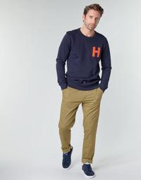 Ruhák Férfi Chino nadrágok / Carrot nadrágok Selected SLHYARD Teve