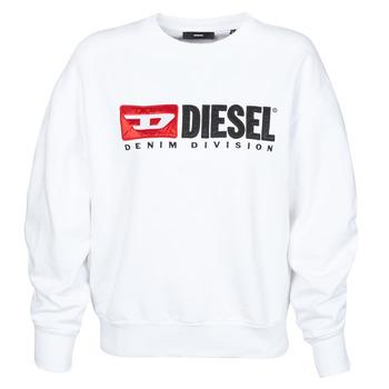Ruhák Női Pulóverek Diesel F-ARAP Fehér