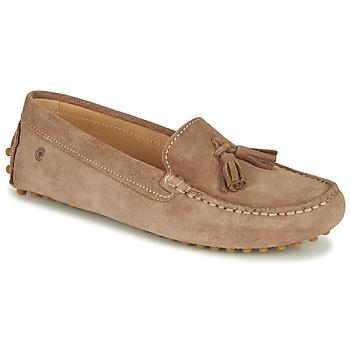 Cipők Női Mokkaszínek Casual Attitude JALAYALE Tópszínű