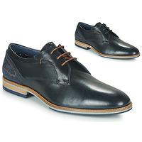 Cipők Férfi Oxford cipők Casual Attitude MORANI Fekete