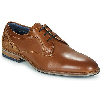 Cipők Férfi Oxford cipők Casual Attitude MONA Konyak
