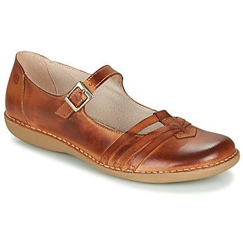Cipők Női Balerina cipők  Casual Attitude GERALDINE Barna
