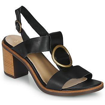 Cipők Női Szandálok / Saruk Casual Attitude MANON Piros