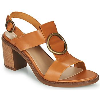 Cipők Női Szandálok / Saruk Casual Attitude MELINA Teve