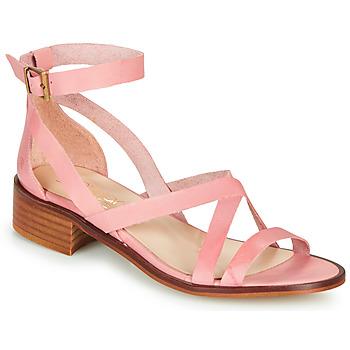 Cipők Női Szandálok / Saruk Casual Attitude COUTIL Öreg / Rózsaszín