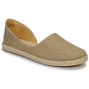 Cipők Női Gyékény talpú cipők Casual Attitude JALAYIVE Bézs