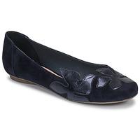 Cipők Női Balerina cipők  Betty London ERUNE Tengerész