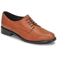 Cipők Női Oxford cipők Betty London CAXO Barna