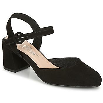 Cipők Női Félcipők Betty London MALINE Fekete
