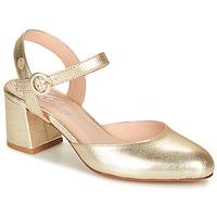 Cipők Női Félcipők Betty London MALINE Ezüst