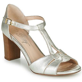 Cipők Női Szandálok / Saruk Betty London MATINA Ezüst