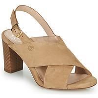 Cipők Női Szandálok / Saruk Betty London MARIPOL Bézs