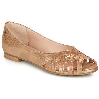 Cipők Női Szandálok / Saruk Betty London MANDINE Arany
