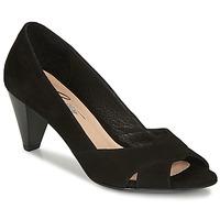 Cipők Női Félcipők Betty London MIRETTE Fekete  / Szarvasbőr