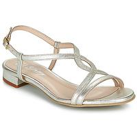 Cipők Női Szandálok / Saruk Betty London MATISSO Ezüst