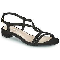 Cipők Női Szandálok / Saruk Betty London MATISSO Fekete
