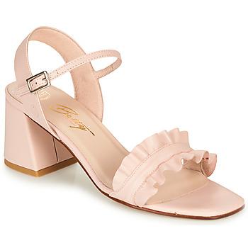 Cipők Női Szandálok / Saruk Betty London MARIKA Rózsaszín