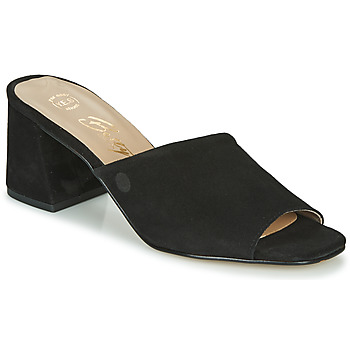 Cipők Női Papucsok Betty London MELIDA Fekete