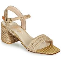 Cipők Női Szandálok / Saruk Betty London MILLO Bézs