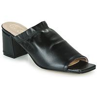 Cipők Női Papucsok Betty London MIRTO Fekete