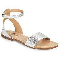 Cipők Női Szandálok / Saruk Betty London GIMY Ezüst