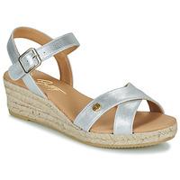 Cipők Női Szandálok / Saruk Betty London GIORGIA Ezüst