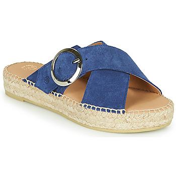 Cipők Női Papucsok Betty London MARIZETTE Tengerész