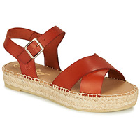 Cipők Női Szandálok / Saruk Betty London MIZOU Barna