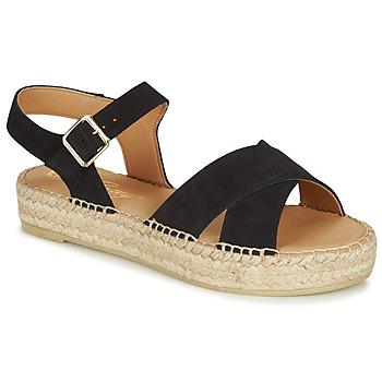 Cipők Női Szandálok / Saruk Betty London MIZOU Tengerész