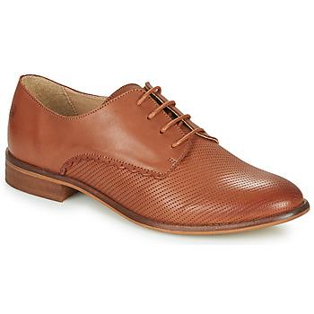 Cipők Női Oxford cipők Betty London MARILOU Teve