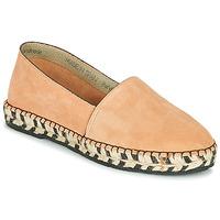 Cipők Női Gyékény talpú cipők Betty London MARILA Konyak