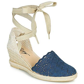 Cipők Női Szandálok / Saruk Betty London MARISSI Tengerész