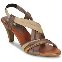 Cipők Női Szandálok / Saruk Betty London POULOI Teve