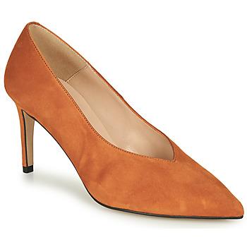 Cipők Női Félcipők Betty London MINATTE Konyak