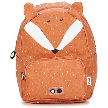 Táskák Gyerek Hátitáskák TRIXIE MISTER FOX Narancssárga