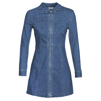 Ruhák Női Rövid ruhák Noisy May NMLISA Kék / Átlagos