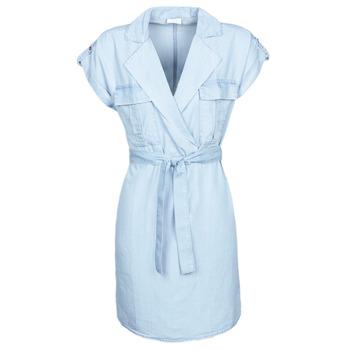 Ruhák Női Rövid ruhák Noisy May NMVERA Kék / Tiszta