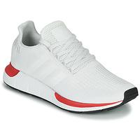 Cipők Férfi Rövid szárú edzőcipők adidas Originals SWIFT RUN Fehér / Piros